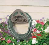 garden hose holder stake