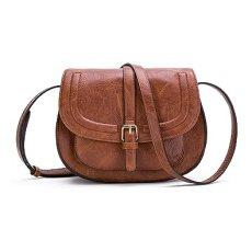 Image result for Saddle Messenger Bag