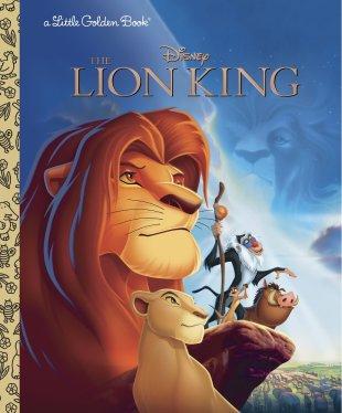 The Lion King (Disney the Lion King) (Little Golden Books (Random House)):  Amazon.co.uk: Korman, Justine: 8601404268144: Books