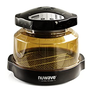 NuWave 20633 Pro Plus Oven with Stainless Steel Extender Ring