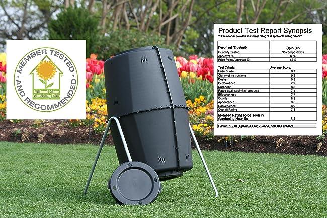 scepter garden gourmet composter instructions
