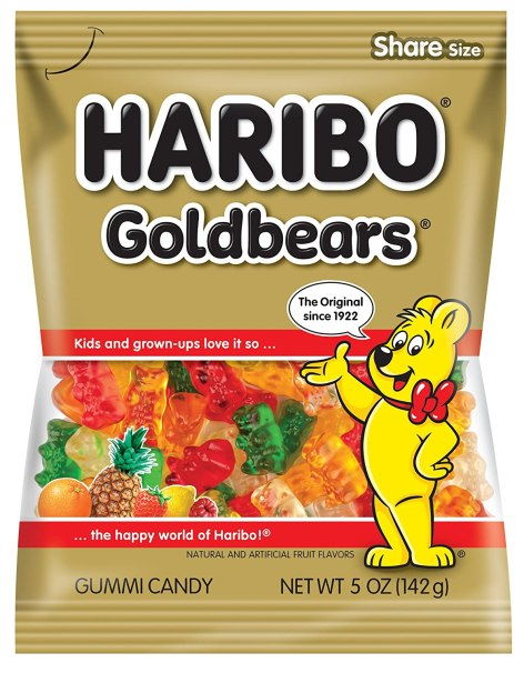 Image result for haribo gummy bears