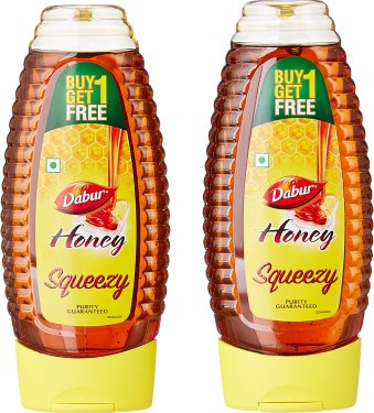 Dabur Pure Honey Double Pack