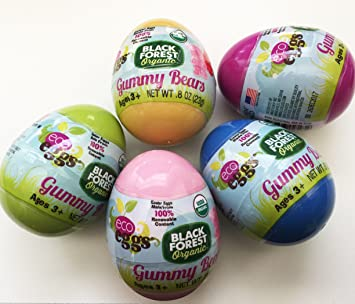 ECO EGGS Egg With Organic Gummies