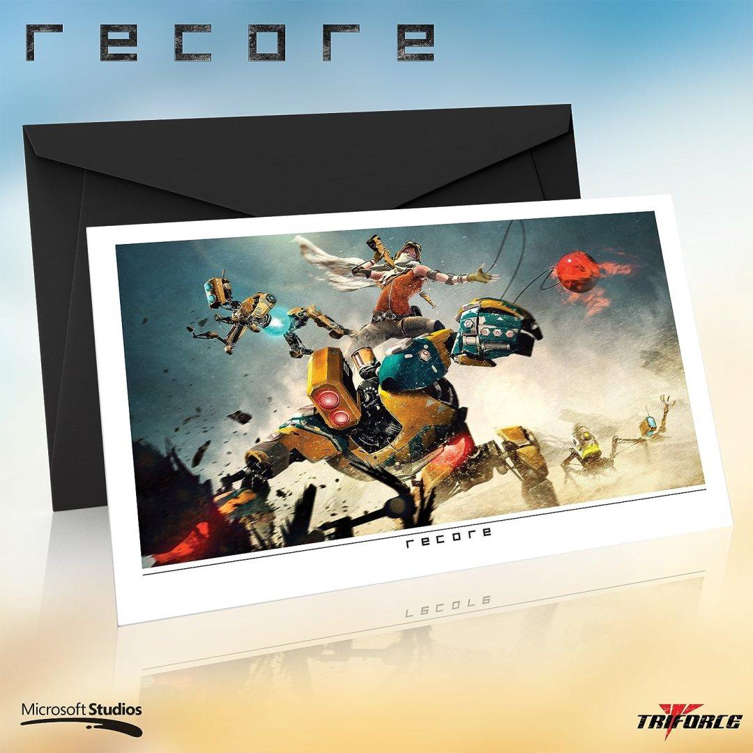 E3 2016: ReCore Gameplay Trailer 3