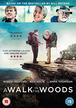 A Walk In The Woods [DVD] [2015]