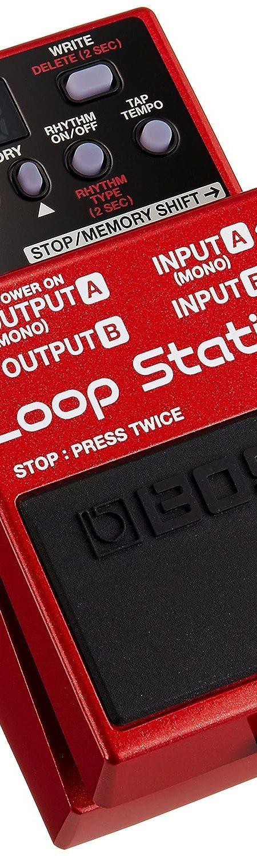 BOSS Audio RC-3 Loop Station Pedal