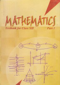 Mathematics Textbook for Class 12 - Part I - 12079: Amazon.in ...