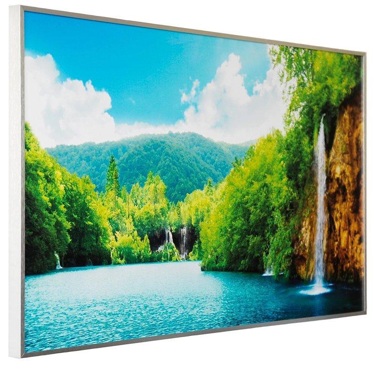 Fern Infrarotheizung Bildheizung 600Watt mit Motiv SOMMERANGEBOT Wandheizung von InfrarotPro ® Made in Germany 7 JAHRE GARANTIE (1-600W)