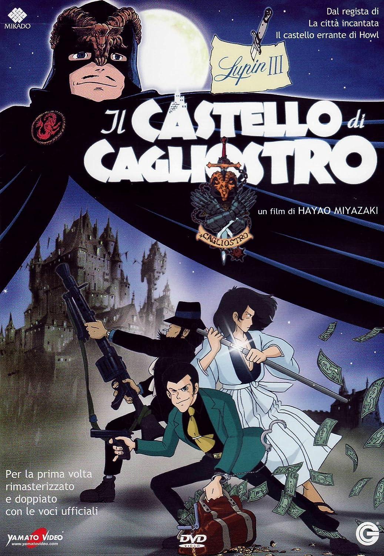 Lupin III - Il castello di Cagliostro: Amazon.it: Hayao Miyazaki ...