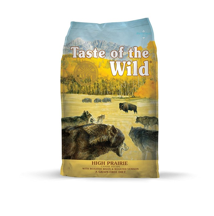 Taste Of The Wild Grain Free Kibble
