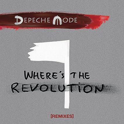 "Where's the Revolution (Remixes) [12"" VINYL]"