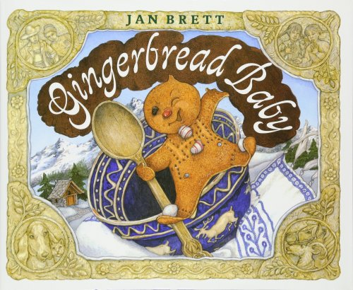 Gingerbread Unit for Preschoolers - My Storytime Corner