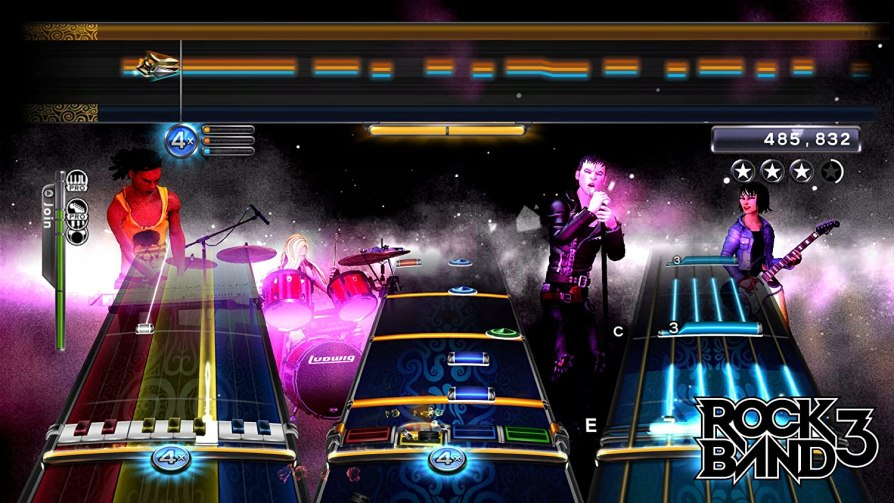 Image result for rock band 3