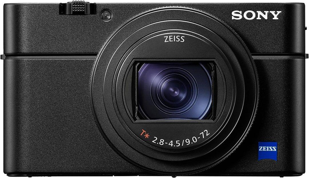 Sony DSC-RX100M6 Appareil Photo numérique Compact Premium Cyber Shot 4K 24-200, F2.8-4.5