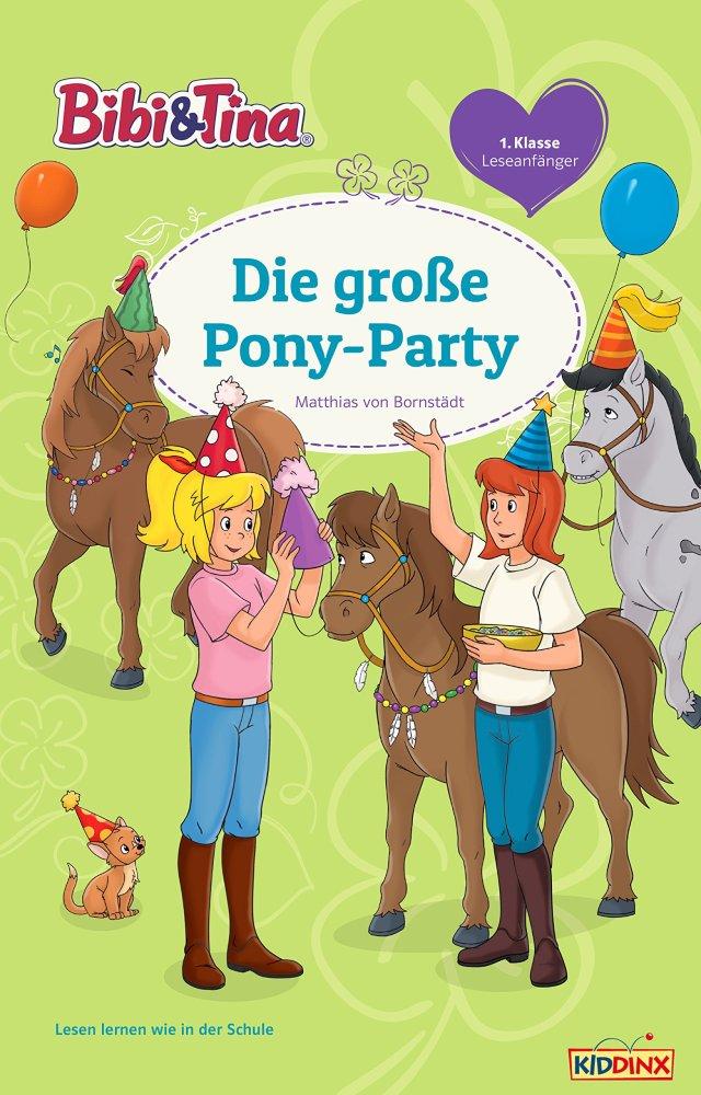 Kindle Download Kostenlos Bibi & Tina - Die große Pony-Party