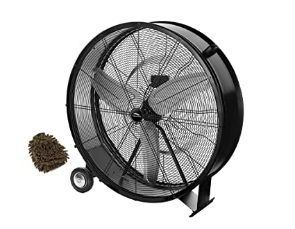 Image result for 7. Lakewood 36-Inch Industrial Grade Drum Fan