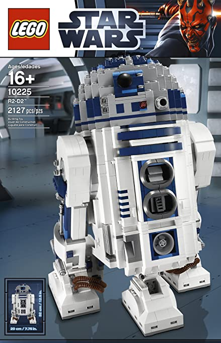 Lego Star Wars 10225 R2d2 Discontinued By Manufacturer