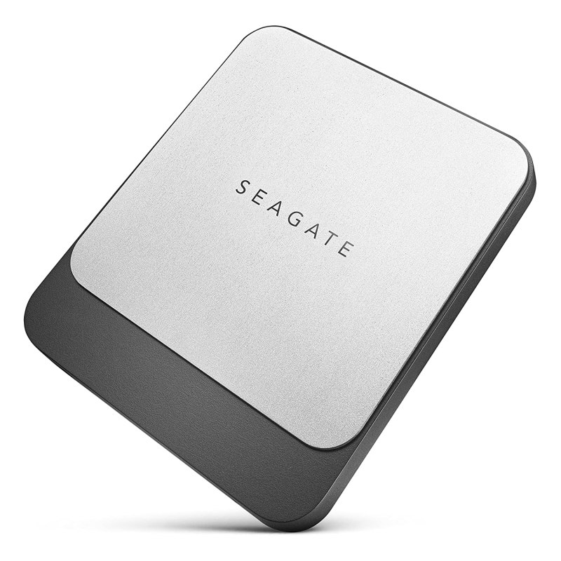 Seagate Fast SSD is a high-end external SSD suitable for use as a gaming external HDD