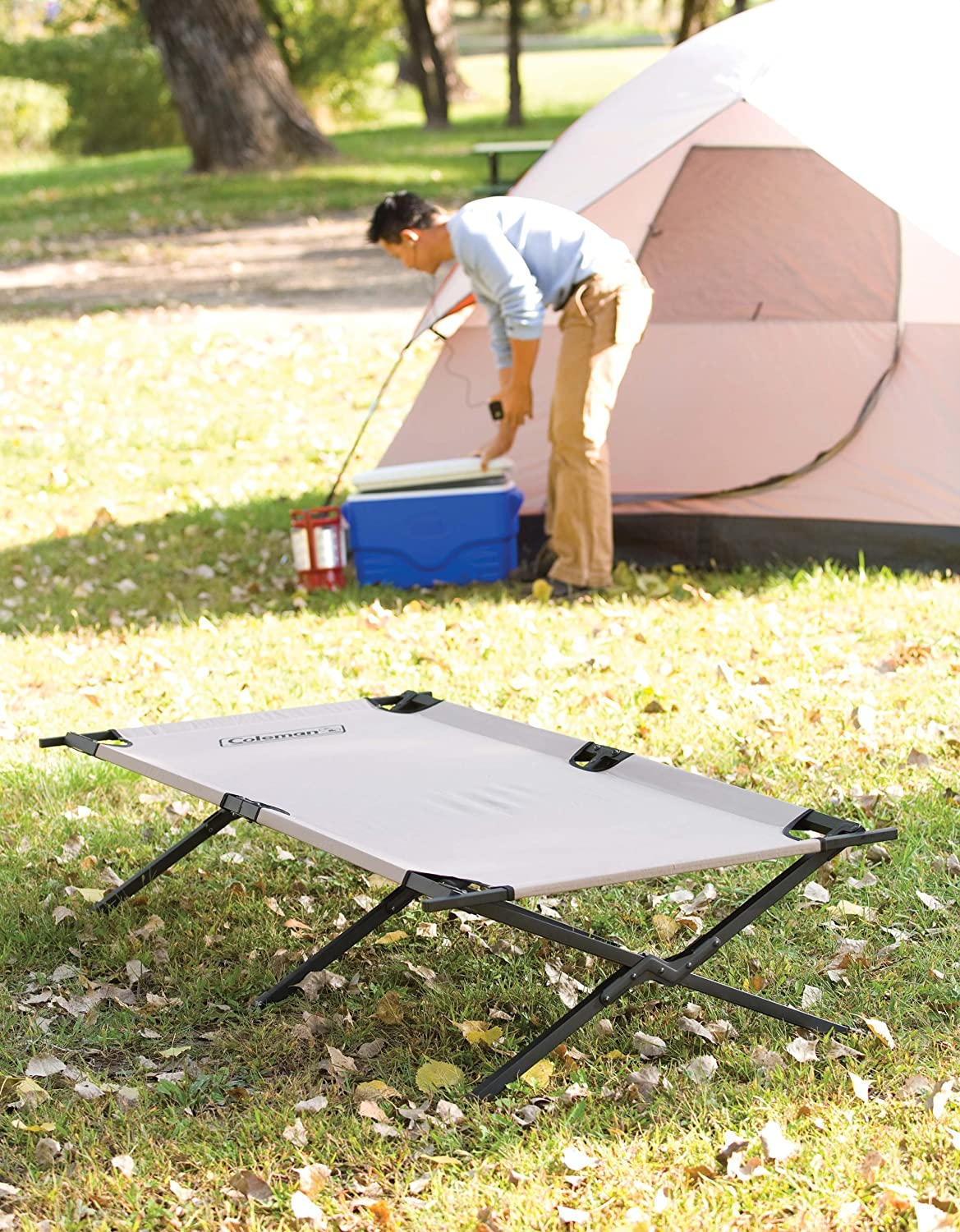 Coleman Trailhead Military Style Camping Cot