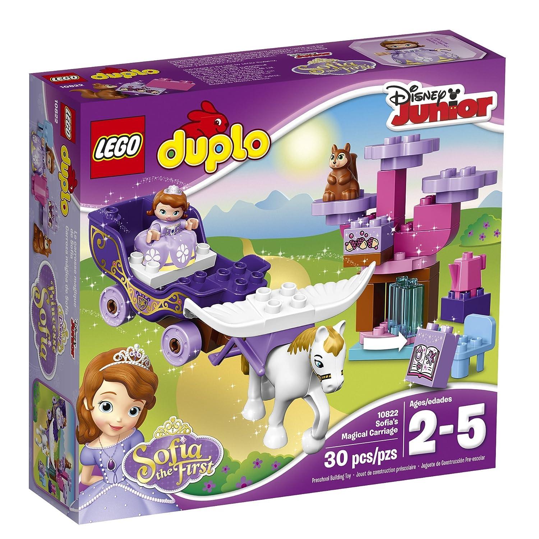LEGO DUPLO Disney Junior Sofia the First Magical Carriage