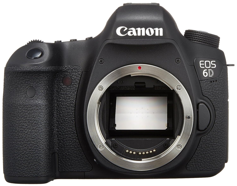 Canon 6D Digital SLR Camera Body