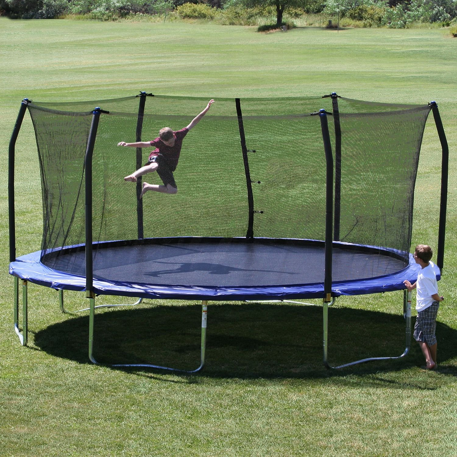 best rated trampolines