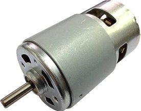 High Torque Permanent Magnet DC 12V High Speed 12000 RPM Brush Small DC Motor - - Amazon.com