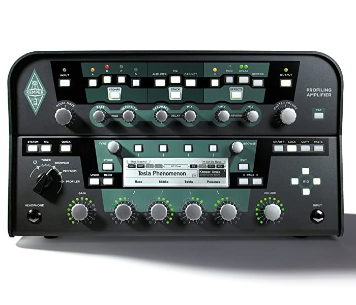 Kemper:POWER HEAD