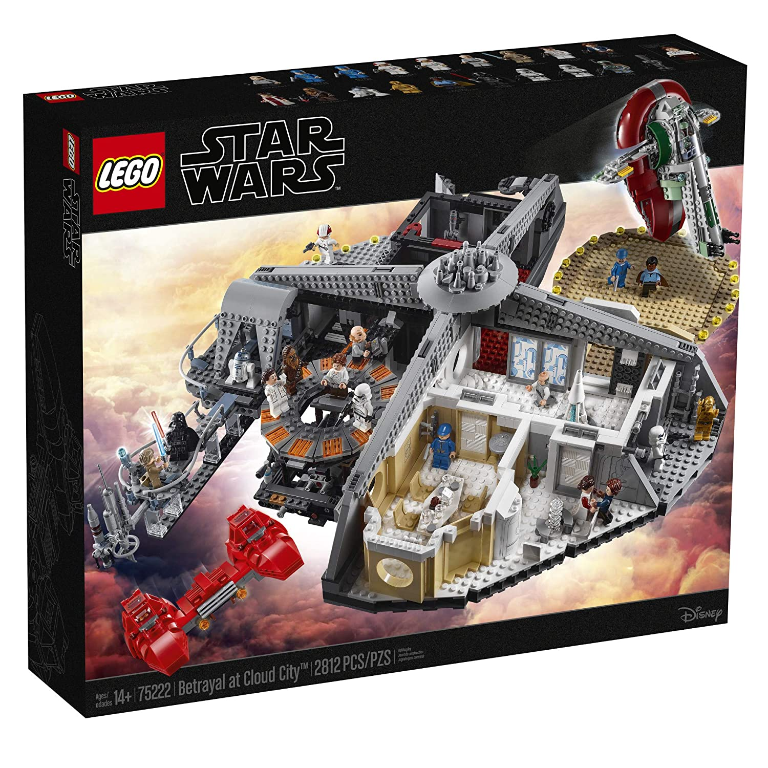 Rumored List Of Retiring Lego Star Wars Sets 2019 The