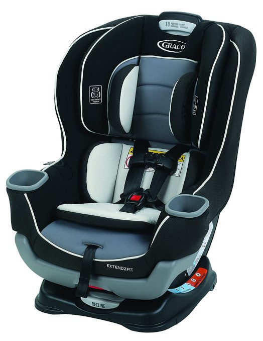 Image result for Graco Extend2Fit Convertible Car Seat