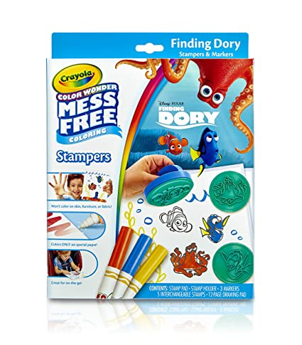 Finding Dory Colouring Book