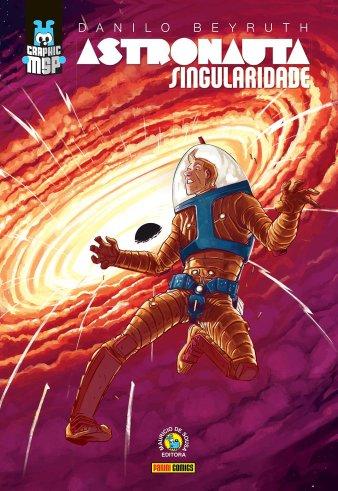 Resultado de imagem para ASTRONAUTA - SINGULARIDADE capa