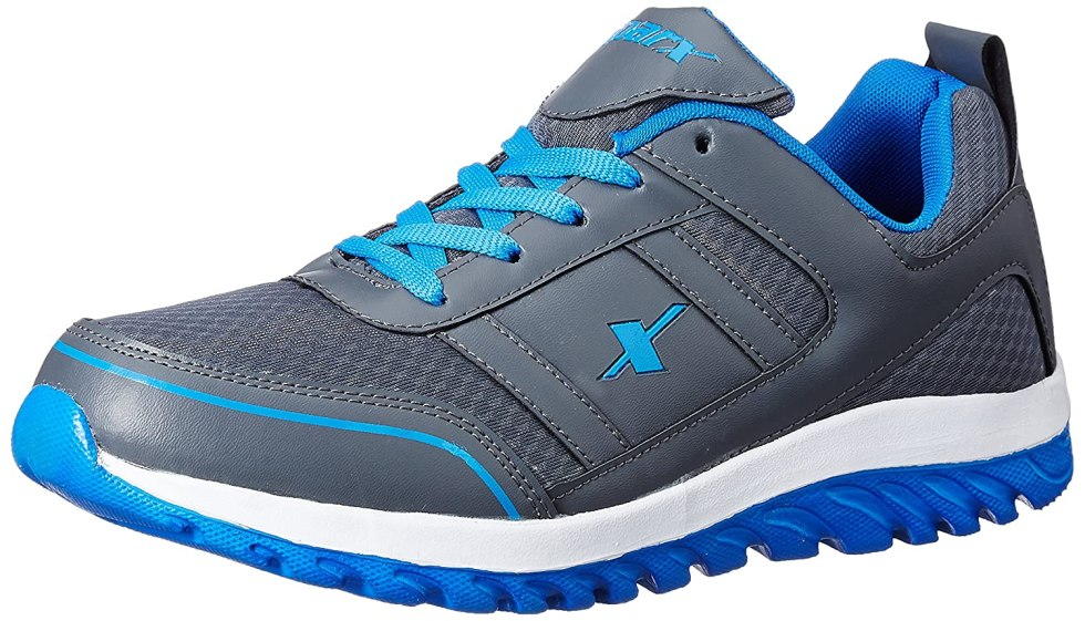 Sparx footwear is exclusively  designed to match the latest  trends of the new generation.  Add this stylish pair of Sparx  SX0502G to your collection,  it comes with the durable  outer material and a comfortable fit.