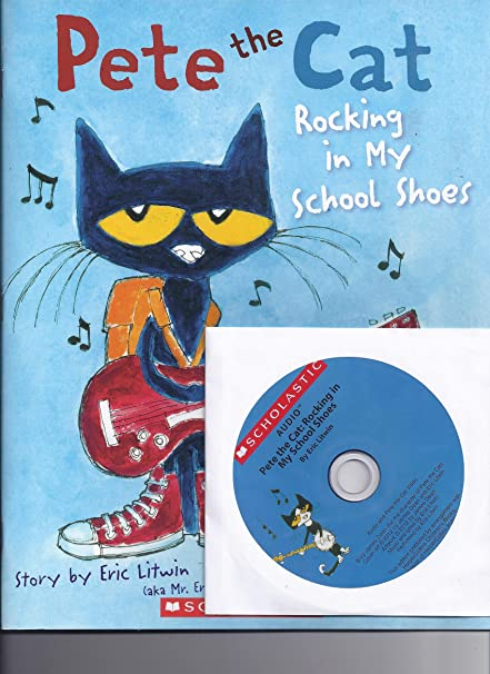 Pete The Cat Rocking In My Shoes Song - The Best Cat 2018