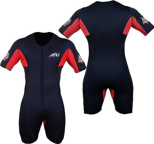 4Fit Neoprene Sweat Shirt Rash Guard Sauna Suit