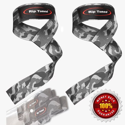 Lifting Wrist Straps by Rip Toned (Pair)