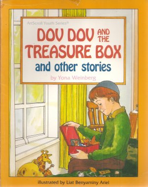 Image result for Dov Dov and the Treasure Box, and Other Stories