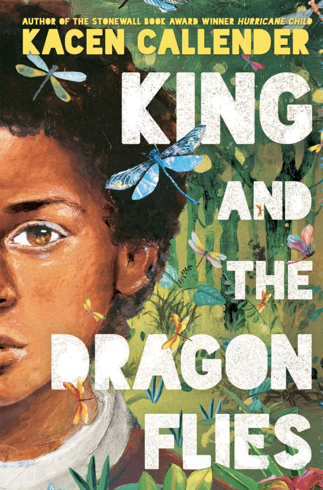 King and the Dragonflies: Callender, Kacen: 9781432883270: Amazon.com: Books