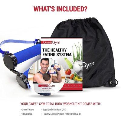 Gwee Gym Total Body Workout Kit