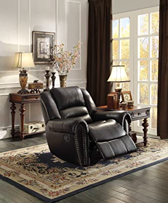 Homelegance-9668BLK-1-Glider-Reclining-Chair-Reviews