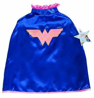 My Super Best Friends Wonder Woman Cape With Puff Hanger