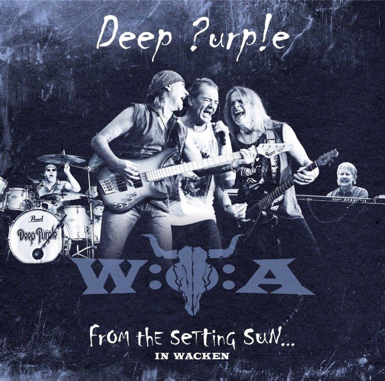 from The Setting Sun. in Wacken: Deep Purple, Deep Purple: Amazon.fr:  Musique