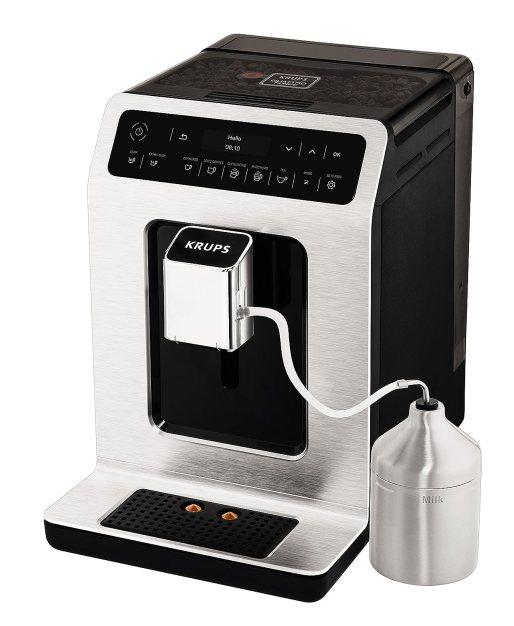 machine à café expressoMachine à expresso automatique - Krups Evidence EA891D10