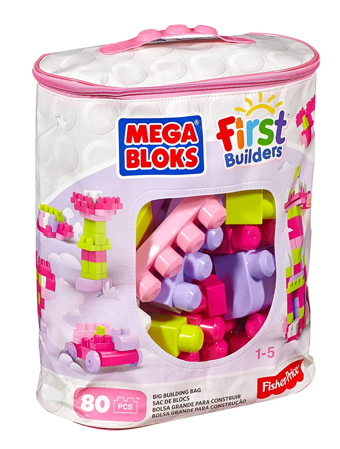 Best Building Toys For Girls : Toys for year old girl birthday christmas gifts in