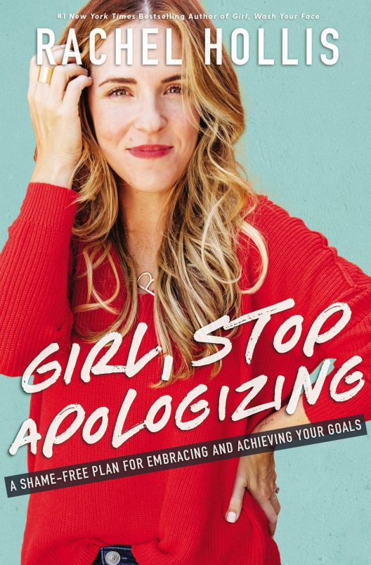 Image result for girl stop apologizing