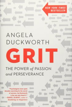 Grit: The Power of Passion and Perseverance: Duckworth, Angela:  9781501111105: Amazon.com: Books