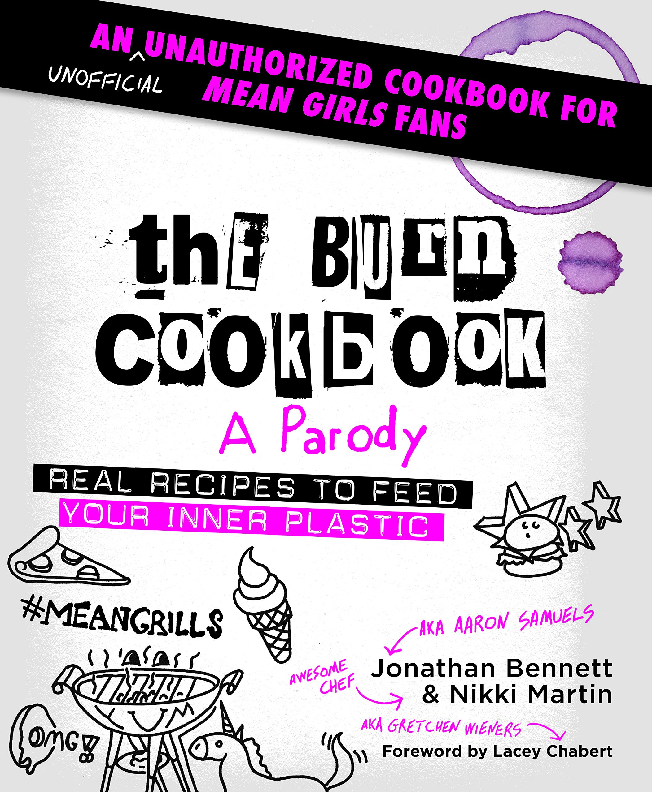 Mean Girls Cookbook