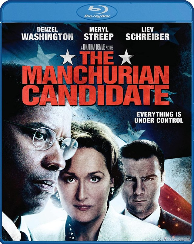 Amazon.com: Manchurian Candidate, The [Blu-ray]: Various, Various: Movies &  TV