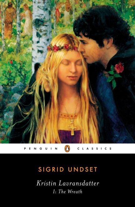 Kristin Lavransdatter I: The Wreath (Penguin Classics): Undset, Sigrid,  Nunnally, Tiina, Nunnally, Tiina, Nunnally, Tiina: 9780141180410:  Amazon.com: Books